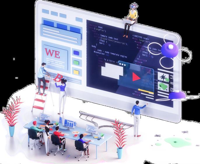Software Development And Web Development- Tech Smart Sense Bhubaneswar